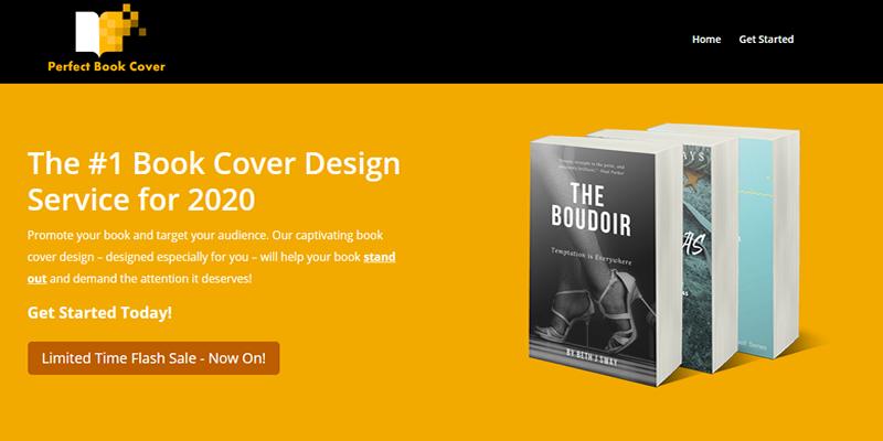 Perfect Book Cover Portfolio